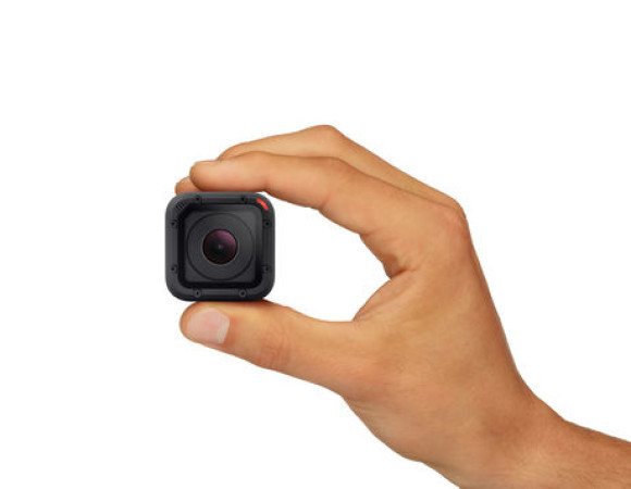 Say Hello to GoPro's Smallest Camera Yet w/ The Hero4 Session (Video)