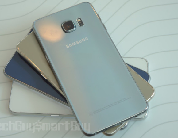 Samsung Makes The Galaxy Note 5 & Galaxy S6 Edge+ Official (Video)