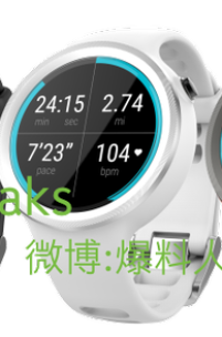 There Might Be 2 Versions Of The Moto 360 Coming Soon