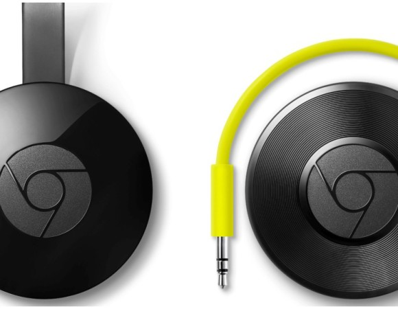 Google Unveils The New Chromecast Along w/ Chromecast Audio (Video)