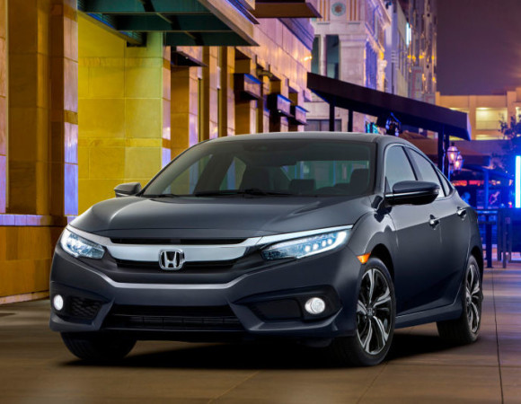 The 2016 Honda Civic Also Gets Both Android Auto & CarPlay