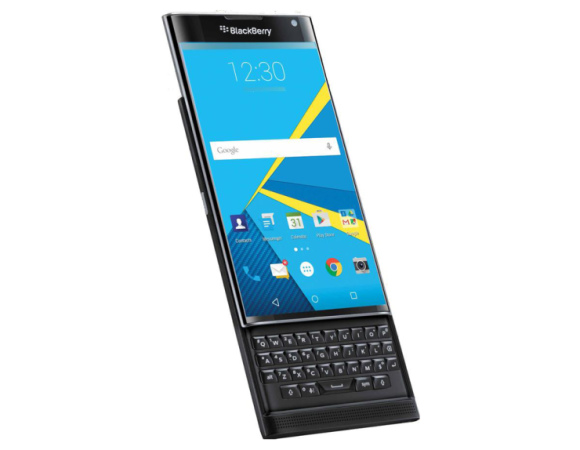 The BlackBerry PRIV Arrives To Verizon Today