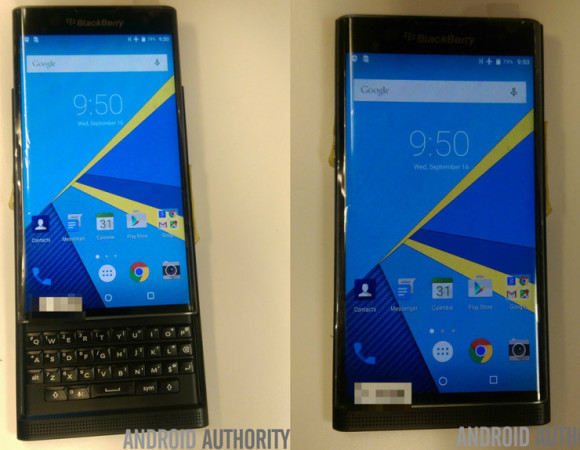 An Even Closer Look At BlackBerry's Android-Powered Venice Device