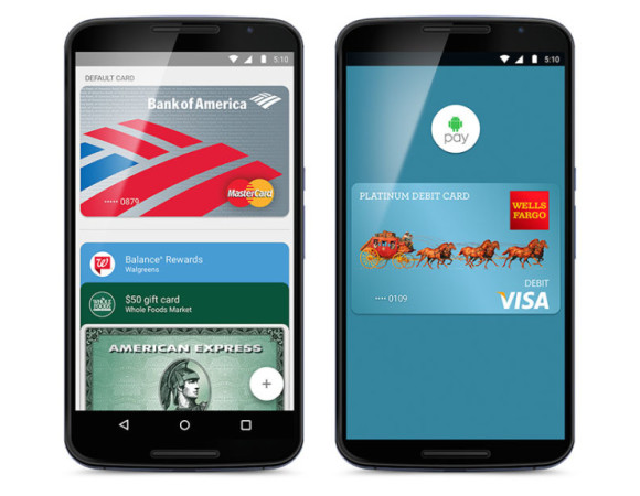 Use Android Pay 10 Times & Get A Free Chromecast