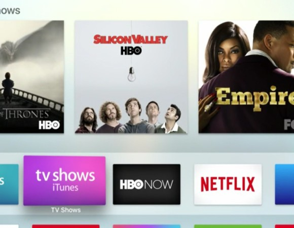 The New Apple TV Has A New UI & Powered By Apps & Siri