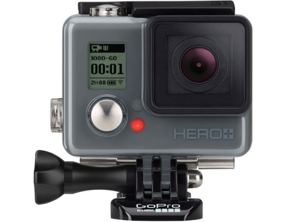 Say Hello To GoPro's Budget Cam w/ $199 The Hero+