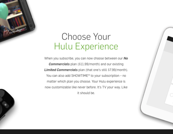 Hulu Unveils A New Ad-Free Subscription For You To Choose From