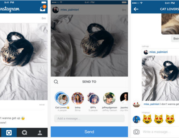 Instagram Direct Gets A Much-Needed Update For Better Messaging