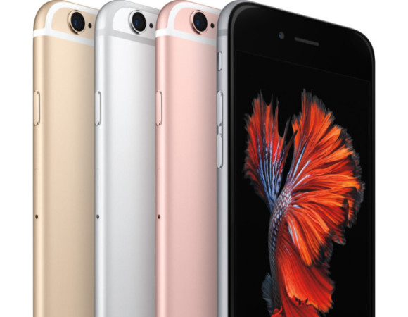 The iPhone 6S & iPhone 6S Plus: 3D Touch, 12MP Camera, 4K Video
