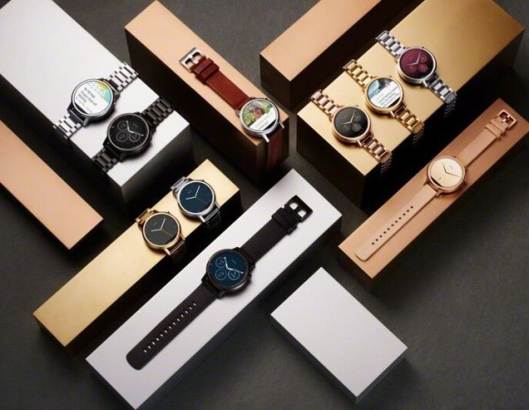 The New Moto 360 Has Arrived, Now In Multiple Sizes & A Sport Model (Video)