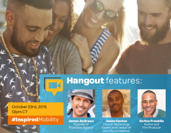 AT&T's #InspiredMobility Google Hangout Discussion