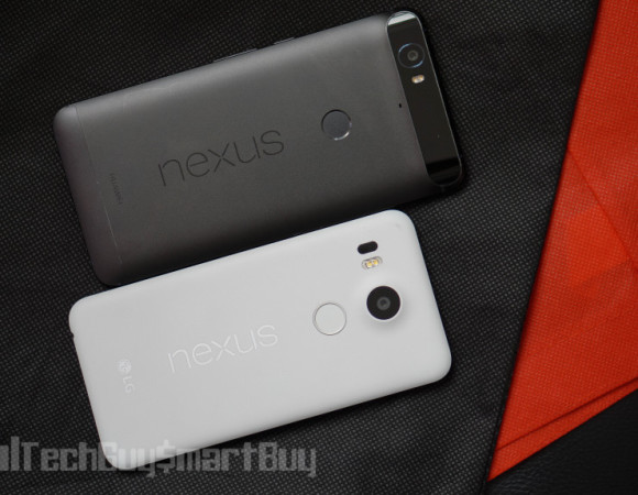 Nexus 5X & Nexus 6P Camera Review