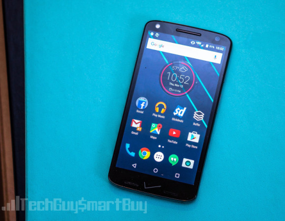 Motorola Droid Turbo 2 Video Review