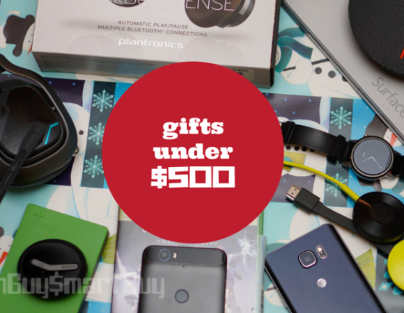 Holiday Gift Guide 2015: Under $500