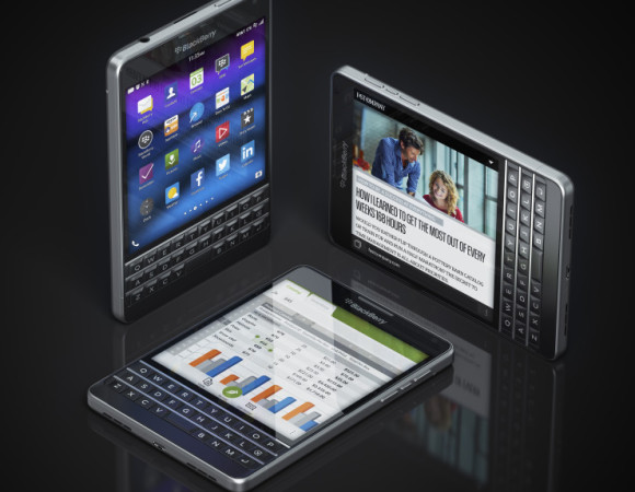 BlackBerry Passport Giveaway