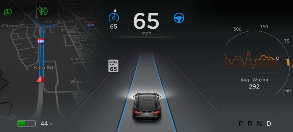 Tesla Makes Their Version 9 Software Official w/ DashCam, 360 View