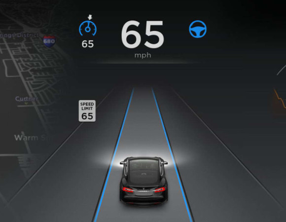 Watch This: Tesla's Demo Of Their Latest Self-Driving Hardware
