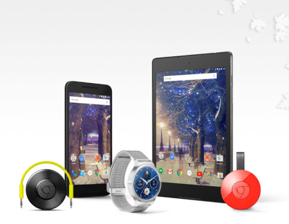 Here Are Google's Black Friday/Cyber Monday Deals