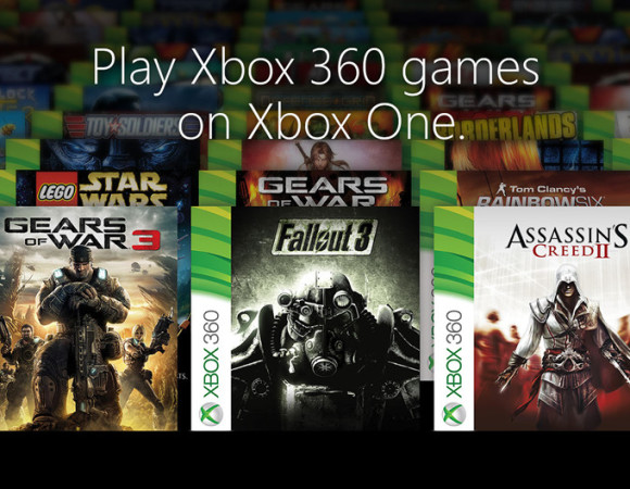 Here's The List Of Xbox 360 Games Backward Compatible For The Xbox One