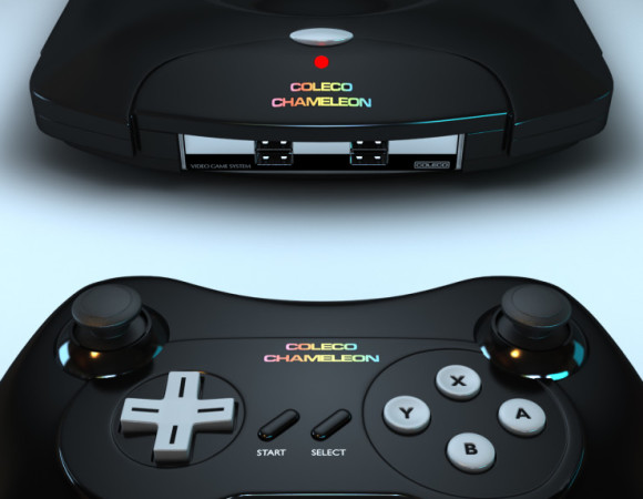 Coleco Returns w/ The New Chameleon Console