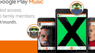 Google Music's $14.99 Per Month Family Plan Finally Arrives
