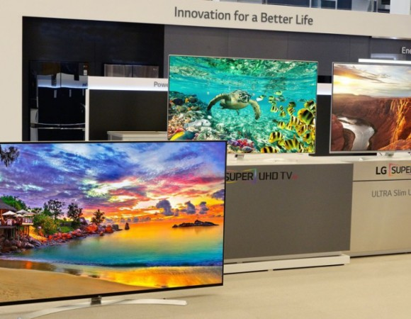 LG Brings HDR To Its 2016 4K TVs #CES2016