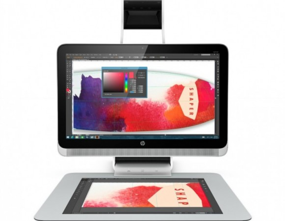 Say Hello To The Sprout Pro From HP