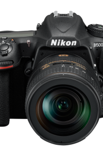 Nikon Steps Up Their DSLR Video To 4K w/ The D500 #CES2016