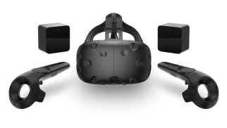 First Look: HTC Vive VR