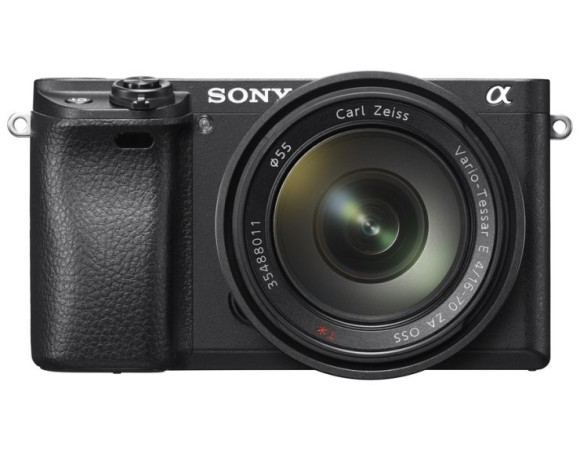 Meet The 4K-Capable & Super-Fast AutoFocus Sony A6300