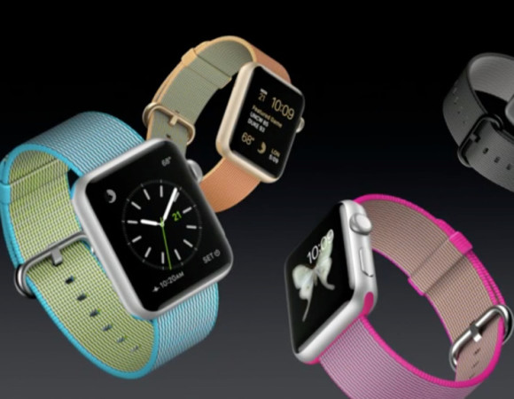 The Apple Watch Gets New Bands & Now Starts At $299