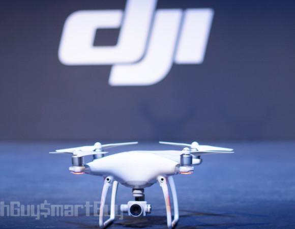 Be On The Lookout For A Selfie Drone w/ The DJI Spark