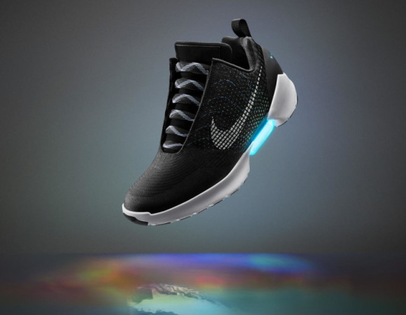 Power Laces Has Arrived w/ Nike's HyperAdapt 1.0