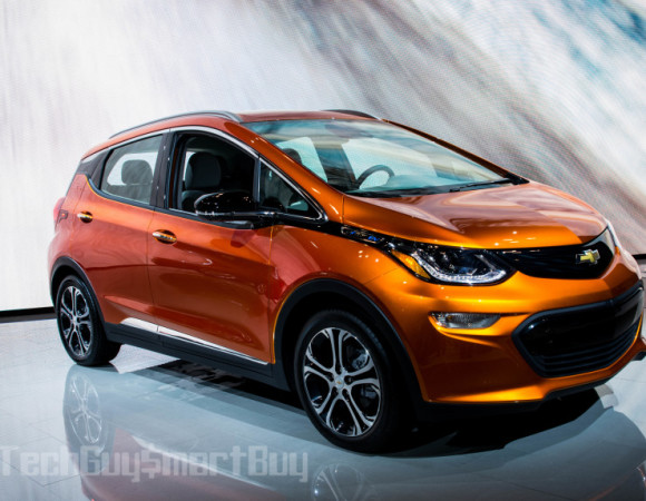 The Chevy Bolt Is Almost Ready For Prime Time #NYIAS