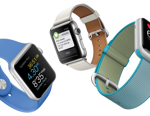 Report: Apple To Add LTE To The Apple Watch