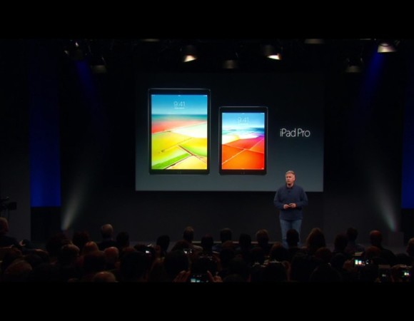 Apple Adds A 9.7inch iPad Pro To The Mix