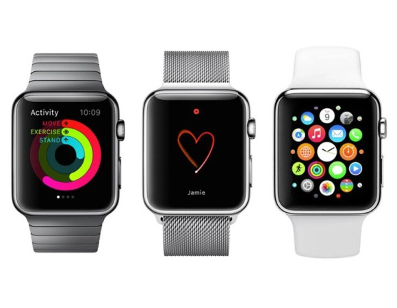 Expect The Apple Watch 2 Before The Year Is Out
