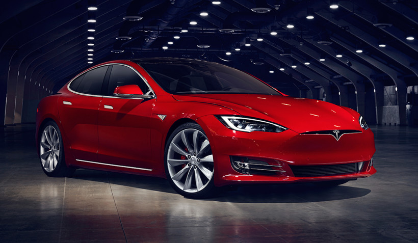 tesla modle s refresh 1