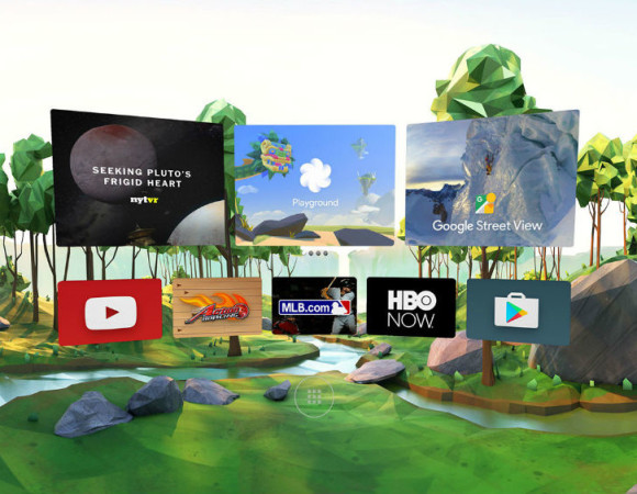 Google's Take On VR Is Called DayDream For Android #io16