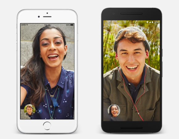 Google Takes On Video Calling w/ Their New Duo App #io16