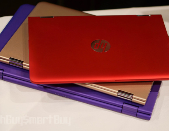 HP Beefs Up Their Pavilion x360 For Back To School