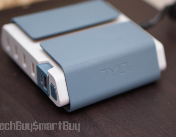 TYLT Energi Charging Station Review