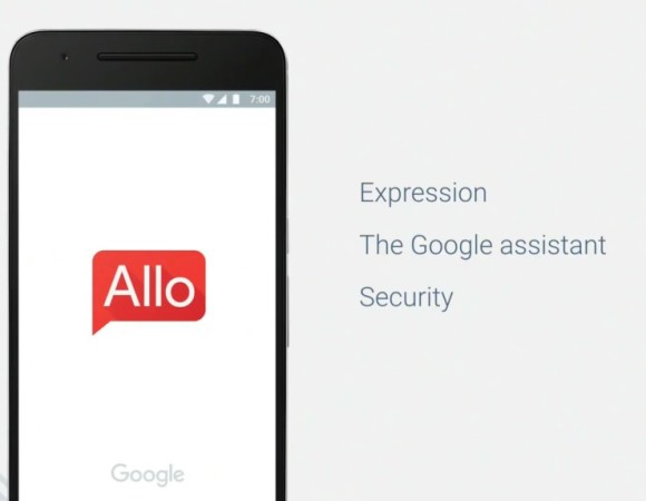 Allo: Google's New & Powerful Messaging App I Want Now #io16