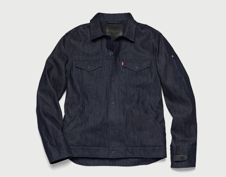 Project Jacquard Is Coming Next Year As A Levi's Jacket #io16