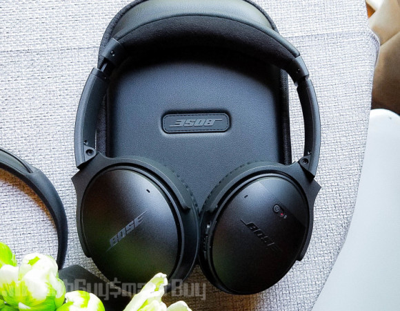 Meet The Latest From Bose: Wireless QuietComfort 35 Headphones & More