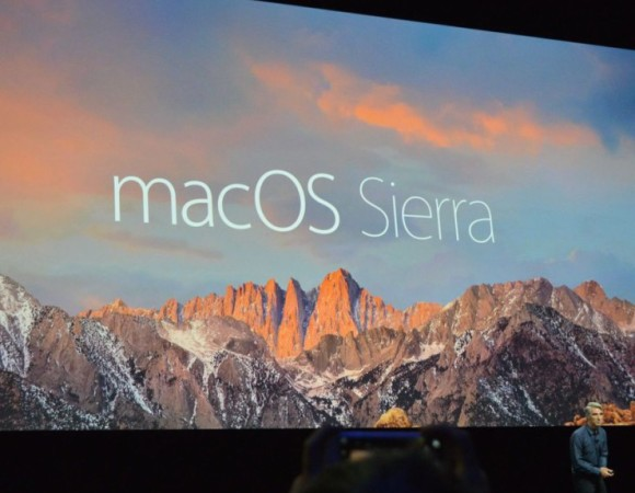 Mac OS X Is Now MacOS, Brings Siri & More To The Mix #WWDC16