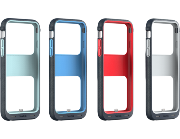 SanDisk Might Have Just Made The Best iPhone Case