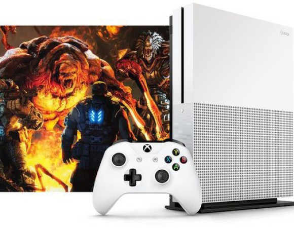 FYI: The Xbox One S Is Now $50 Cheaper