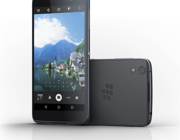 BlackBerry Unveils Their 2nd & Most Secure Android Device: The DTEK50