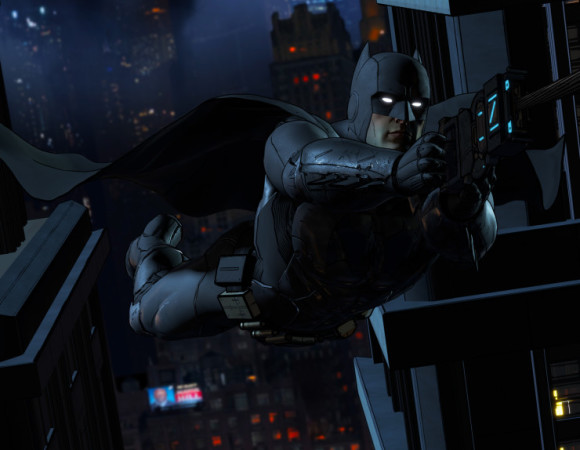 See The Gameplay Trailer For Telltale Games' Batman Series